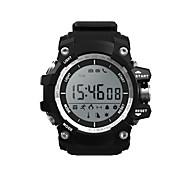 NO.1 F2 Smartwatch Bluetooth 4.0 Remote Camera Thermometer UV Monitor Altitude Information Notifications
