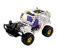 Veiculo de Construção Brinquedos 1:12 Metal Plástico Prateada