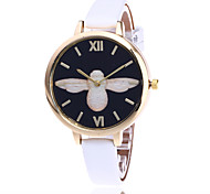 Fashion Ladies Animal Motif Watch Casual Women Leather Hummingbirds Quartz Watch Gift Relogio Feminino