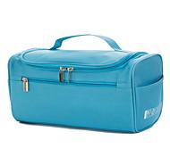 Toiletry Bag Cosmetic Bag Portable for Travel StorageDark Blue Green Blue Blushing Pink Light Pink