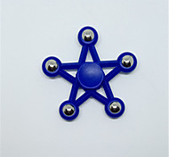 Five-pointed star Hand Spinner Fidget High-quality Professional Toy Copper EDC For Autism and ADHD Anti Stress Toy