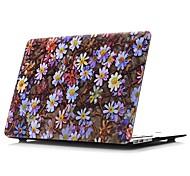 MacBook Кейс для Цветы Масляные картины ПВХ материал