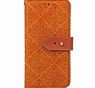 Для Кошелек Бумажник для карт со стендом Рельефный Магнитный Кейс для Чехол Кейс для Кружевной дизайн Твердый Искусственная кожа для