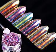 6box Декор для нейл-арта горный хрусталь жемчуг макияж Косметические Ногтевой дизайн