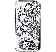 For Samsung Galaxy J7 J5 (2017) Case Cover Half Flower Pattern High Penetration TPU Material Phone Case J3(2017) J7 J5 J3 (2016)J7 J5 J3