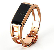 Fashion Women Bracelet D8 Bluetooth Smartwatch  Bracelet for Android IOS Smart Phone Best Gift