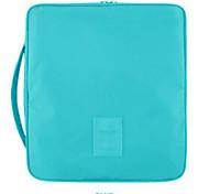 Luggage Organizer / Packing Organizer Portable for Travel StorageGreen Blue Blushing Pink Dark Red Light Blue