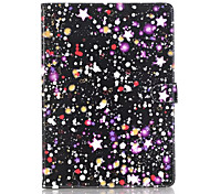 For iPad Air 2  Pro 9.7'' Color Print Flip Leather Cases for iPad Air Stylish Ultra Thin Kickstand Shockproof Bumper Cover