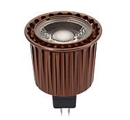 3W GU5.3(MR16) LED Spot Lampen MR16 1 COB 240 lm Warmes Weiß Kühles Weiß Dekorativ V 1 Stück
