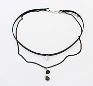 Choker Necklaces Alloy Rhinestone Sunglasses Euramerican Fashion Jewelry Women's Daily Casual 1pc