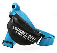 Dog Harness Adjustable/Retractable Solid Nylon