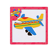 Jigsaw Puzzles 3D Puzzles Building Blocks DIY Toys Aircraft Leisure Hobby