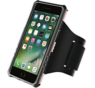For Apple iPhone 7 Plus 7 Case Cover Armband Armband Solid Color Hard PC 6s Plus 6 Plus 6s 6