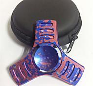 Typhoontriple алюминий непосечно рука прядильщик игрушка редуктор для adhd облегчить беспокойство лучший подарок для детей и взрослых ---