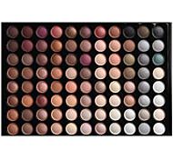 Base Polvo Corrector/Contour Coloretes Iluminadores y Bronceadores+Corrector Sombras de Ojos Lápices de Cejas Cremas de OjosCaja de