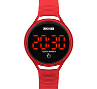 Skmei® Unisex Student Sports Touch LED Digital Multifunction Wrist Watch 30m Waterproof Assorted Colors