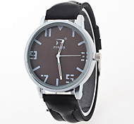 Men's Fashion And Fashion Quartz Belt Watch