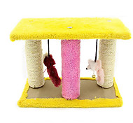 Cat Toy Pet Toys Interactive Scratch Pad Sisal