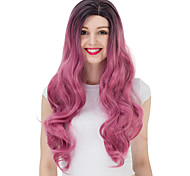 Lolita Wigs Sweet Lolita Color Gradient Lolita Wig 90-100 CM Cosplay Wigs Wig For