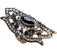 Жен. Массивные кольца Кольцо Уникальный дизайн бижутерия Мода Винтаж По заказу покупателя Euramerican Pоскошные ювелирные изделия
