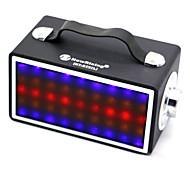 Bt97L Wireless bluetooth speaker LED light Support FM Radio Mini