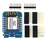 Esp8266 esp-12f d1 мини-модуль разработки wi-fi, используемый для драйвера arduino ide w / ch340g