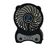 O novo mini carregador portátil mini ventilador usb usb ventilador elétrico três velocidades ajustável