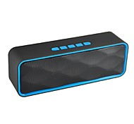 SC211 New Outdoor Wireless Bluetooth Speakers Mobile Intelligent Mini Subwoofer Sound