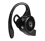 2017 New wireless Bluetooth headset ear hook hands-free Bluetooth headset voice reported that the electricity display