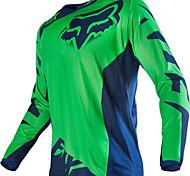 Fox Motorrad Off-Road-T-Shirt Langarm-Reitanzug Geschwindigkeit aus der Outdoor-Sport-Freizeitkleidung
