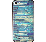 For Pattern Case Back Cover Case Color Gradient Hard PC for Apple iPhone 7 Plus iPhone 7 iPhone 6s Plus iPhone 6 Plus iPhone 6s iPhone 6
