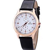 Women's Fashion Watch Wrist watch Casual Watch Quartz PU Band Charm Unique Creative Luxury Elegant Cool Watches