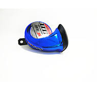 Motorcycle Blue Snail Horn Overshoot Waterproof 12V Bicycle Pedal Ghost Fire Trick 125 Renovated Electric Horn