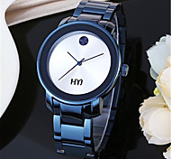 Men's Fashion Watch Wrist watch Quartz Alloy Band Blue Gold Rose Gold Rose Gold Blue Gold