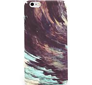 Для яблока iphone 7 7plus крышка корпуса образец задняя крышка цвет цвет градиент жесткий шт 6с плюс 6 плюс 6с 6