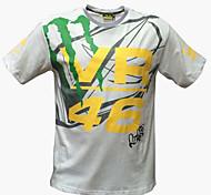 Мотоцикл одежда с короткими рукавами дышащая влага пот быстросохнущая одежда футболка лето унисекс