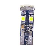 Декодирование chalkboard 10pcs t10 8 * 3528smd вело свет электрической лампочки smd автомобиля белый dc12v