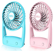 Rechargeable Fan Mini Fan Home Dorm Students To Bring Light Small Fan USB With Mute