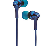 JVC FX26 Mobile Earphone for Cellphone Computer In-Ear Wired Plastic 3.5mm Noise-Cancelling