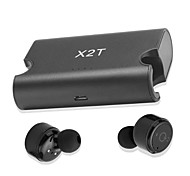 X2T Mini True Wireless Bluetooth Twins Stereo In-Ear Headset Earphone Earbuds with charging box