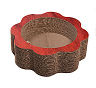 Cat Toy Cat Bed Corrugated Paper Scratch Pad Durable