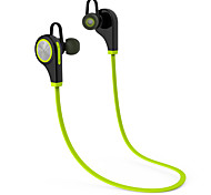 Headset Sports Bluetooth Headset Wireless Earphone 4.1 Wireless Bluetooth Headset Jogging Binaural Headset Hanging Ear