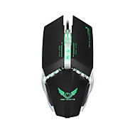 Professional gamer Gaming Mouse 8D 3200DPI Adjustable Wired Optical LED Computer Mice USB Cable Mouse for laptop PC