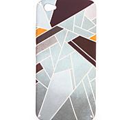 For OPPO R9s  R9s Plus  R9  R9 Plus Case Cover Pattern Back Cover Case Geometric Pattern Hard PC Vivo X7