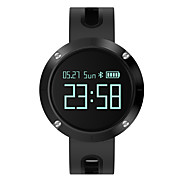 ORDRO S18 Sports Smart Bracelet Pedometer Heart Rate Monitor Blood Pressure Measurement Long Stand-By