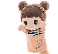 Пальцевая кукла Оригинальные и забавные игрушки Животный принт Плюш