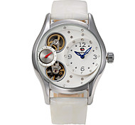 FORSINING Fashion Trend Cut-Out Automatic Mechanical Watch