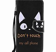 Чехол для мота g5 plus g5 держатель для карточек кошелек с подставкой флип-паттерн полный корпус чехол кошка твердая кожа pu