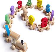 Bildungsspielsachen Schleppe Holz 1-3 Jahre alt