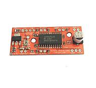 Easydriver v4.4 шаговый драйвер для платы arduino